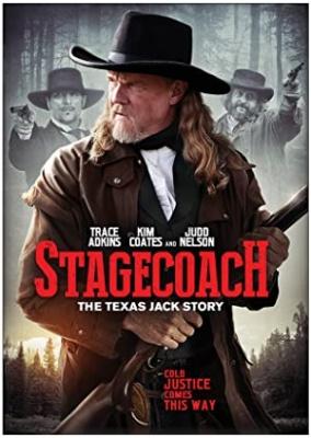Zgodba o Teksas Jacku - Stagecoach: The Texas Jack Story