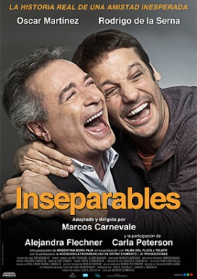 Neločljiva prijatelja - Inseparables
