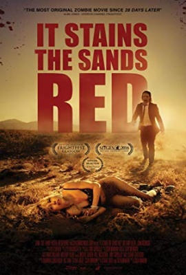 Kri na pesku - It Stains the Sands Red