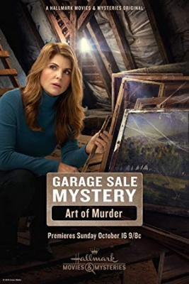 Skrivnosti v Glenwoodu - Garage Sale Mystery: The Art of Murder