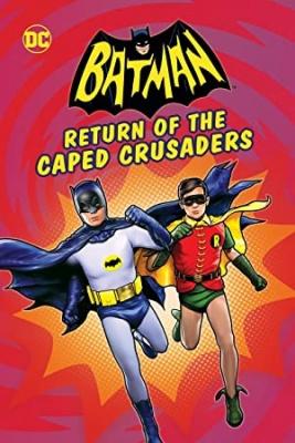 Batman: Vrnitev zakrinkanih borcev proti zločinu - Batman: Return of the Caped Crusaders