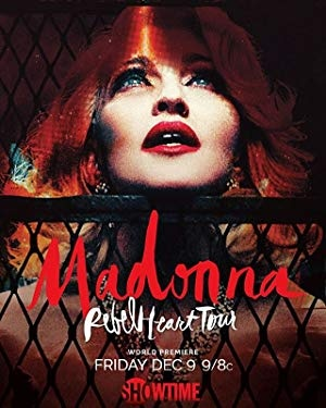 Madonna: Turneja Rebel Heart, film