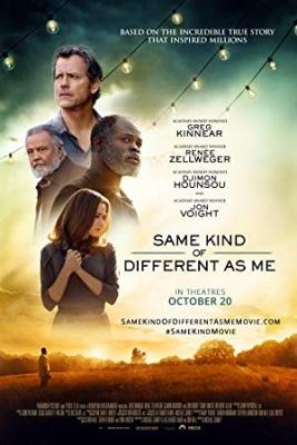 Drugačen, kot jaz - Same Kind of Different as Me