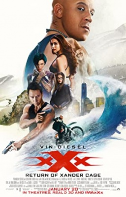 xXx: Reaktiviran - xXx: Return of Xander Cage