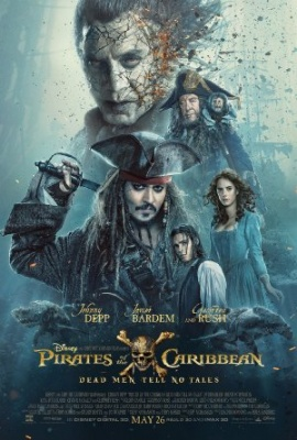 Pirati s Karibov: Salazarjevo maščevanje - Pirates of the Caribbean: Dead Men Tell No Tales