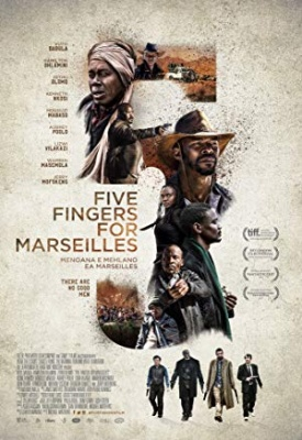 Petprsti za Marseilles - Five Fingers for Marseilles