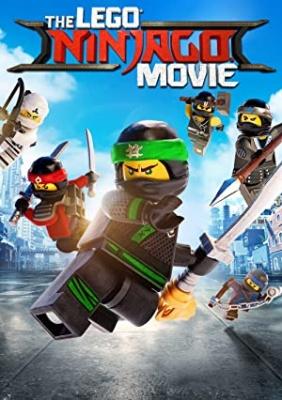 Lego Ninjago - The Lego Ninjago Movie