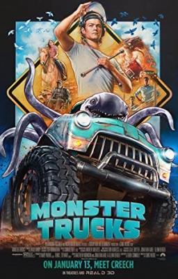 Pošastni tovornjaki, film
