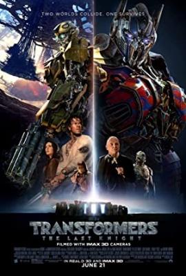 Transformerji: Zadnji vitez - Transformers: The Last Knight