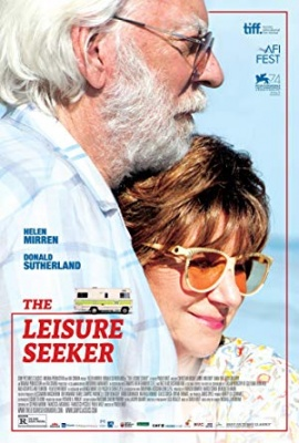 Ella in John - The Leisure Seeker