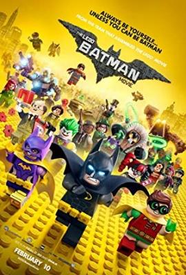 Lego Batman film - The LEGO Batman Movie