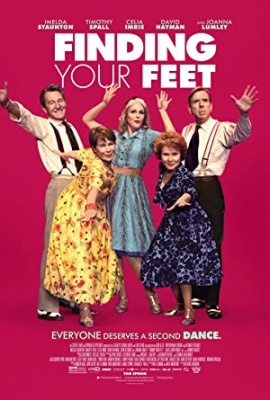 Plesna terapija - Finding Your Feet