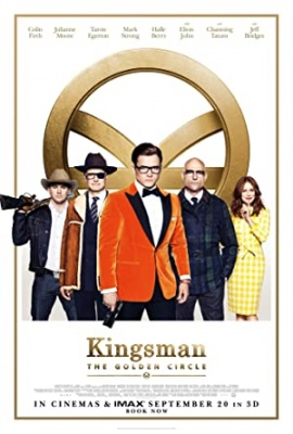 Kingsman: Zlati krog - Kingsman: The Golden Circle