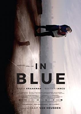 Ženska v modrem - In Blue