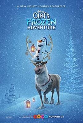 Ledeno kraljestvo: Olafova prigoda - Olaf's Frozen Adventure
