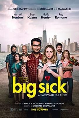 Ljubezen na prvo bolezen - The Big Sick