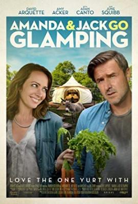 Amanda in Jack na glampingu - Amanda & Jack Go Glamping