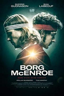 Borg / McEnroe, film