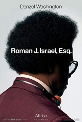 Odvetnik - Roman J. Israel, Esq.