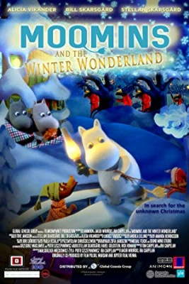 Zimska čudežna dežela - Moomins and the Winter Wonderland