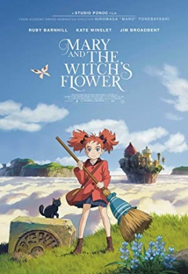 Mary in čarobna roža - Mary and the Witch's Flower