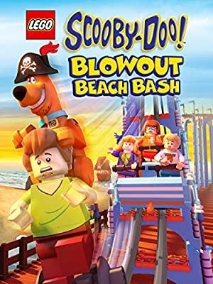 Lego Scooby Doo: Zabava na plaži - Lego Scooby-Doo! Blowout Beach Bash