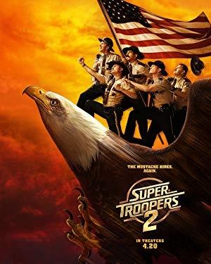 Super policaji 2 - Super Troopers 2