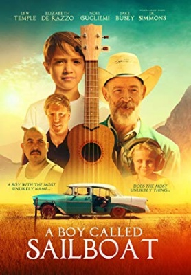 Deček z imenom Sailboat - A Boy Called Sailboat