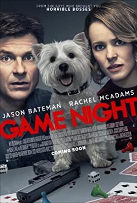 Družabni večer - Game Night