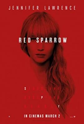 Rdeči vrabec - Red Sparrow