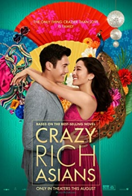 Noro bogati Azijci - Crazy Rich Asians