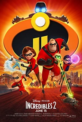 Neverjetni 2 - Incredibles 2