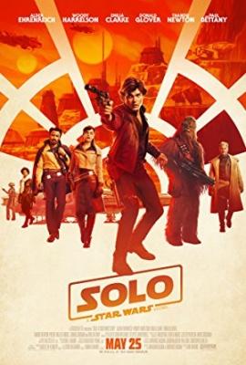 Solo: Zgodba Vojne zvezd - Solo: A Star Wars Story