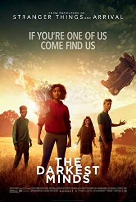 Temačen um - The Darkest Minds