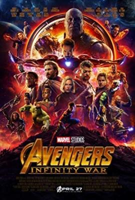 Maščevalci: Brezmejna vojna - Avengers: Infinity War