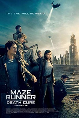 Labirint: Zaton - Maze Runner: The Death Cure