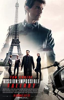 Misija: Nemogoče - Izpad - Mission: Impossible - Fallout