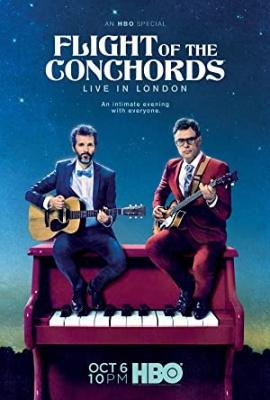 Flight of the Conchords: V živo iz Londona - Flight of the Conchords: Live in London