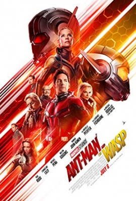 Ant-Man in Osa - Ant-Man and the Wasp