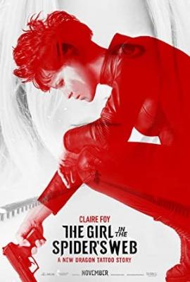 Dekle v pajkovi mreži - The Girl in the Spider's Web