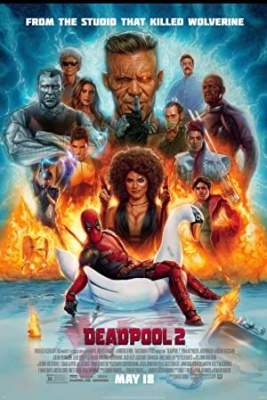 Deadpool 2, film