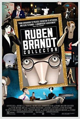 Ruben Brandt - zbiratelj - Ruben Brandt, Collector