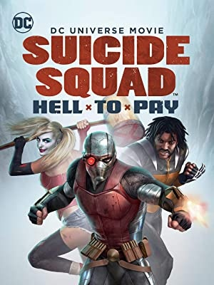 Odred odpisanih: Izhod iz pekla - Suicide Squad: Hell to Pay