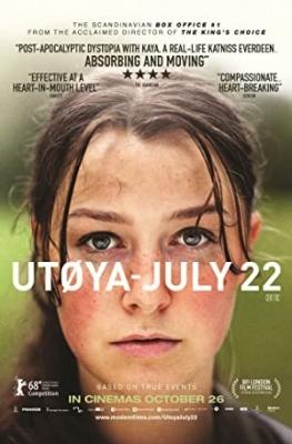 Sedmi pečat: Utøya, 22. julija - Utøya: July 22