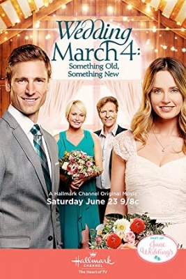 Poročna koračnica 4: Nekaj starega, nekaj novega - Wedding March 4: Something Old, Something New