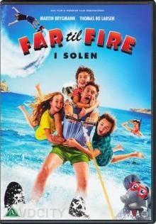 Oče štirih: Na počitnicah - Father of Four - On the Sunny Side!