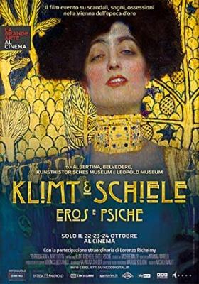Klimt in Schiele: Eros in Psiha - Klimt & Schiele: Eros and Psyche