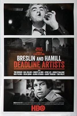 Breslin in Hamill - Breslin and Hamill: Deadline Artists
