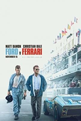 Izzivalca - Ford v Ferrari