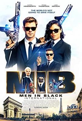 Možje v črnem: Globalna grožnja, film